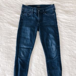 Aritzia Citizens of Humanity Avedon Jeans